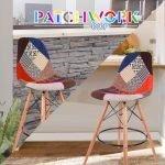 patchwork sin posabrazos